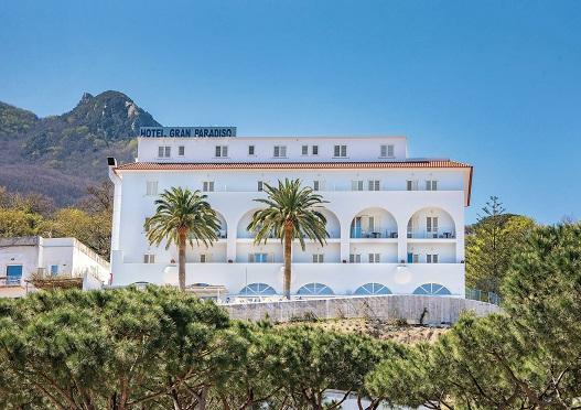 Kurhotel Gran Paradiso 4*