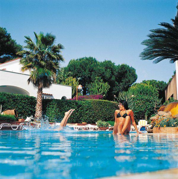 Grand Hotel Terme di Augusto  5*