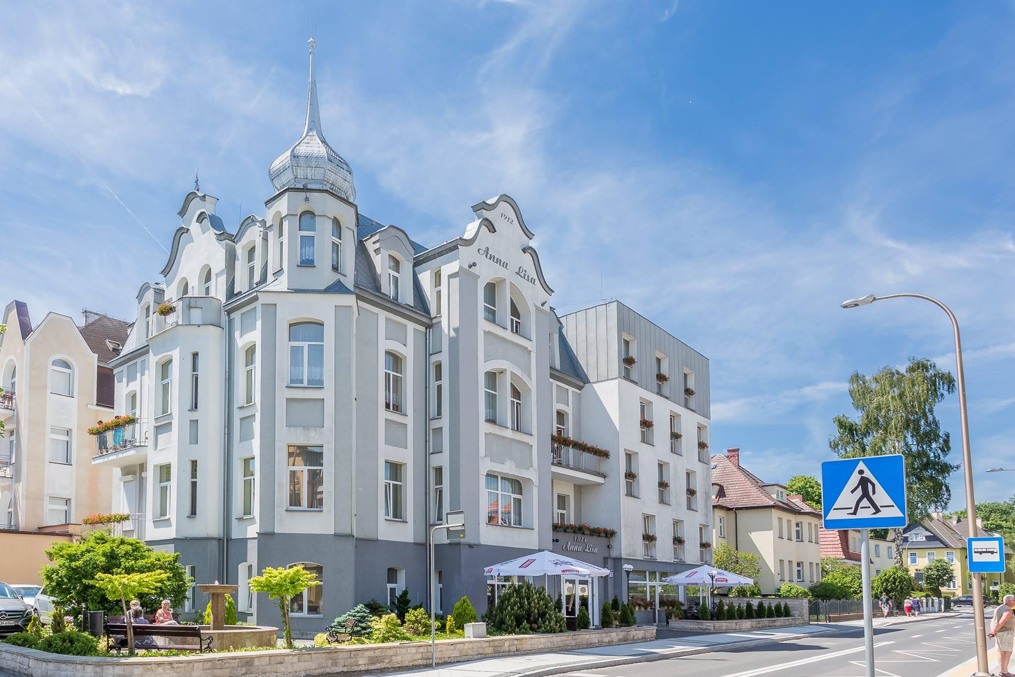 Kurhotel Villa Anna Lisa 3*