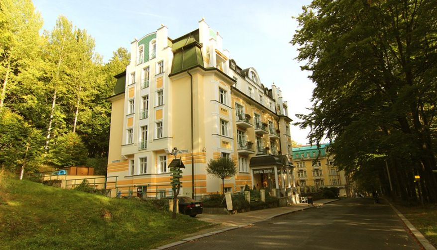 Villa Savoy Spa & Wellness 4*