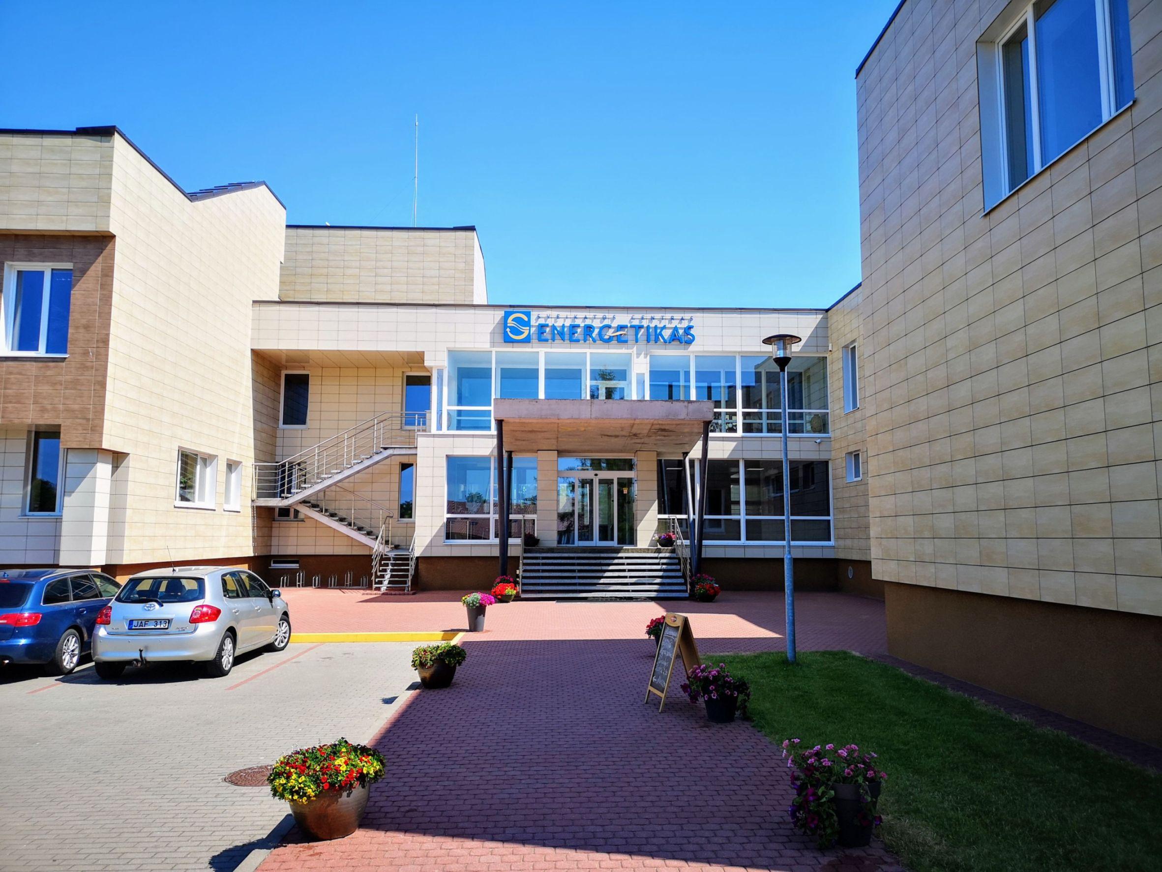 Gesundheitszentrum Energetikas