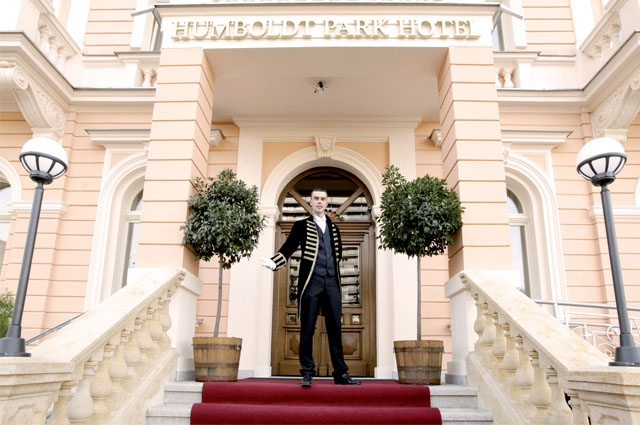 Humboldt Park Hotel & Spa 4*