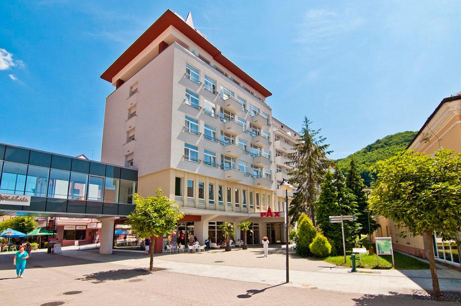 Kurhotel Pax 3*