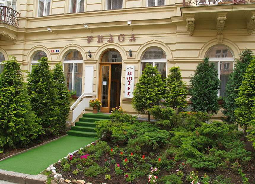 Kurhotel Praga