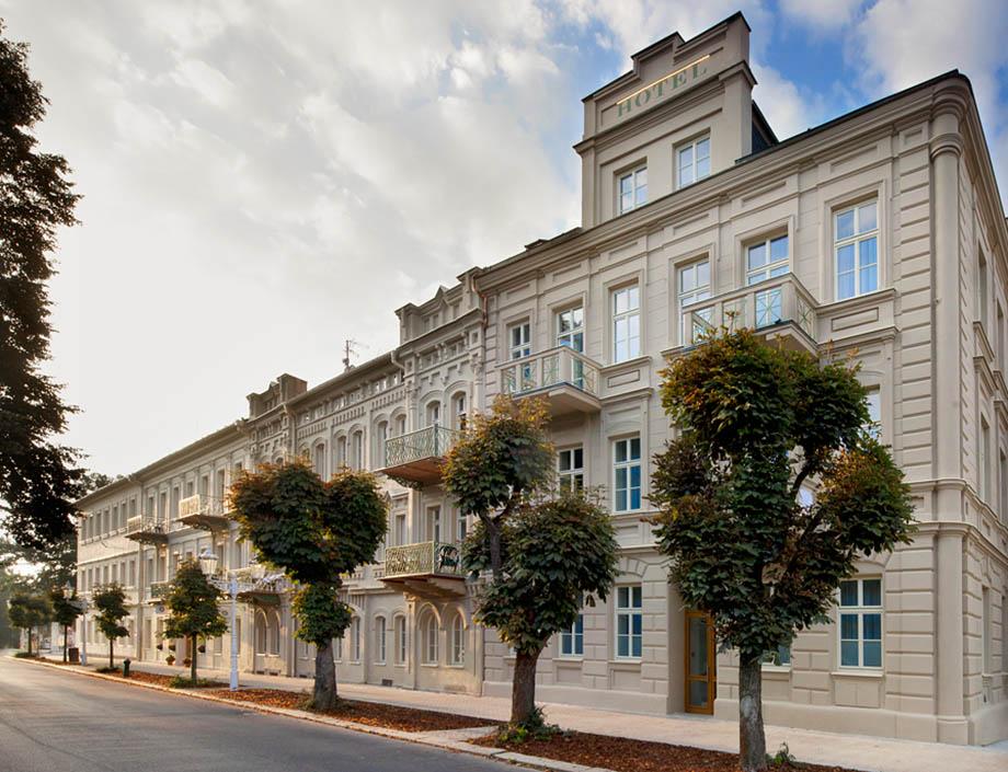 SPA&Kur Hotel Praha 3*