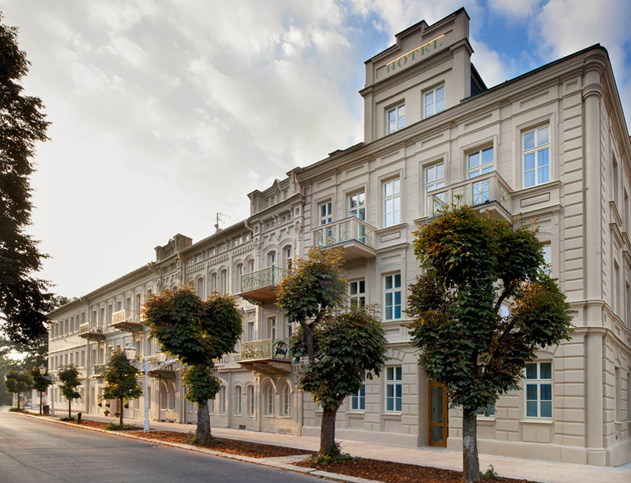 SPA und Kur Hotel Praha 3*
