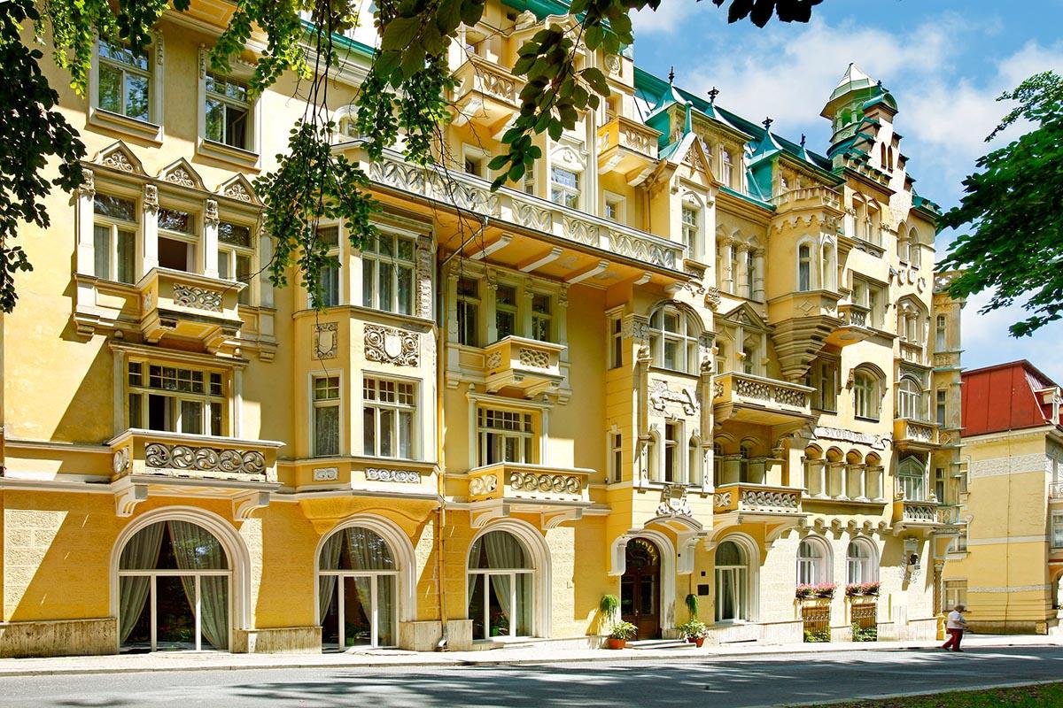 SPA Hotel Svoboda 3*