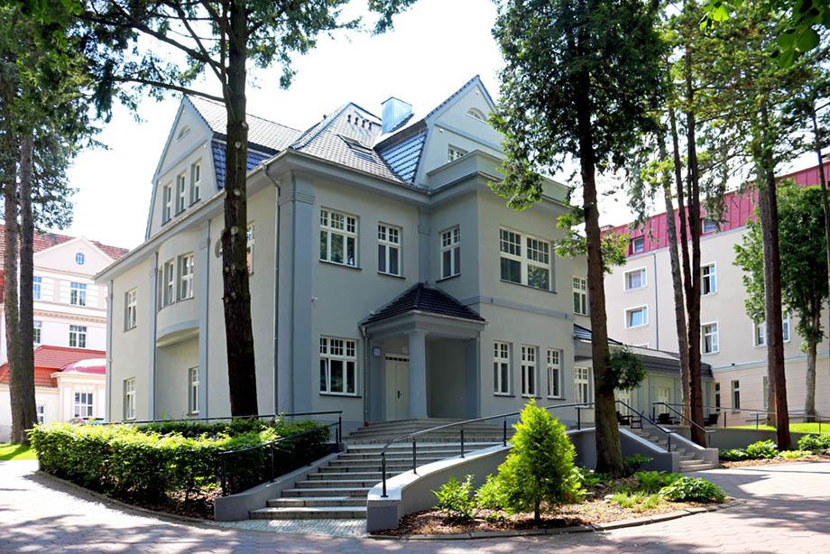 Villa Gryf 3*
