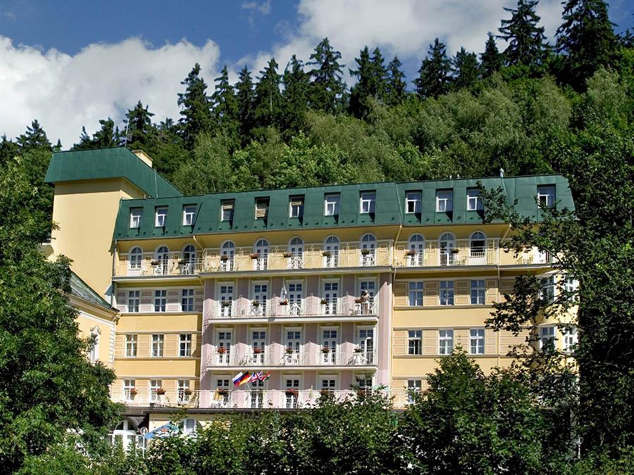 SPA Hotel Vltava 4*